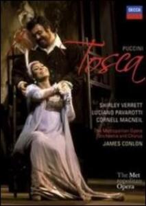 Giacomo Puccini. Tosca - DVD