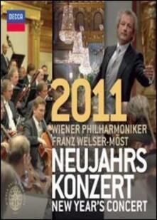 Concerto di Capodanno 2011 - Blu-ray