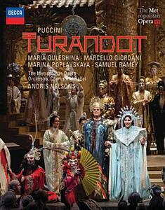 Giacomo Puccini. Turandot - Blu-ray