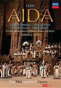 Giuseppe Verdi. Aida (2 DVD) - DVD