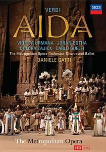 Film Giuseppe Verdi. Aida