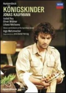 Engelbert Humperdinck. Königskinder (2 DVD) - DVD