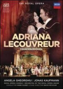 Francesco Cilea. Adriana Lecouvreur (2 DVD) di David McVidar - DVD
