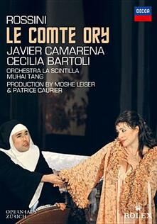 Gioacchino Rossini. Le comte Ory (2 DVD) - DVD di Cecilia Bartoli,Javier Camarena,Gioachino Rossini