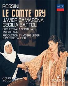 Gioacchino Rossini. Le comte Ory (Blu-ray) - Blu-ray di Cecilia Bartoli,Javier Camarena,Gioachino Rossini