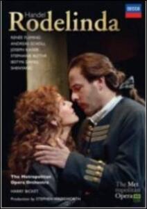 Georg Friedrich Händel. Rodelinda (2 DVD) - DVD