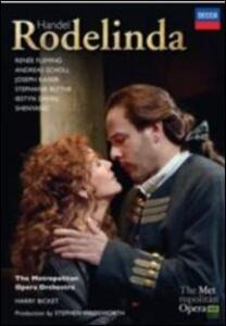 Georg Friedrich Händel. Rodelinda - Blu-ray