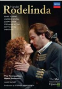 Film Georg Friedrich Händel. Rodelinda