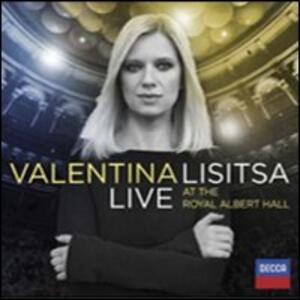 Valentina Lisitsa. Live at the Royal Albert Hall - DVD