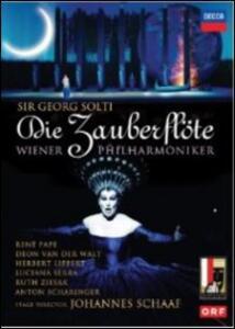 Wolfgang Amadeus Mozart. Il flauto magico. Die Zauberflöte (2 DVD) - DVD