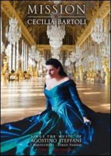 Cecilia Bartoli. Mission di Olivier Simonnet - DVD