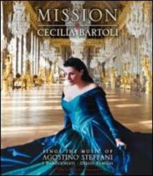 Cecilia Bartoli. Mission di Olivier Simonnet - Blu-ray