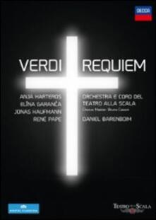 Giuseppe Verdi. Requiem - DVD