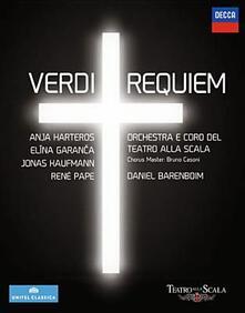 Giuseppe Verdi. Requiem - Blu-ray