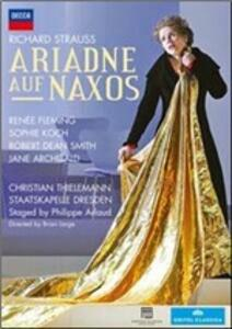 Richard Strauss. Ariadne auf Naxos - Blu-ray