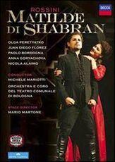 Film Gioacchino Rossini. Matilde di Shabran (2 DVD) Mario Martone
