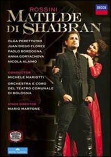 Gioacchino Rossini. Matilde di Shabran (2 DVD) di Mario Martone - DVD
