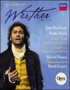 Jules Massenet. Werther - Blu-ray