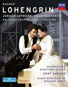 Richard Wagner. Lohengrin di Richard Jones - Blu-ray