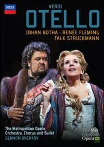 Giuseppe Verdi. Otello - DVD