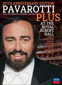 Film Pavarotti Plus. The Royal Albert Hall