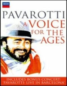 Pavarotti. A Voice For The Ages - DVD