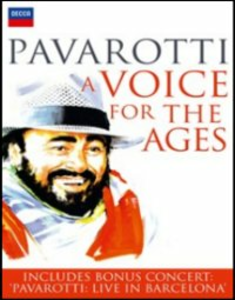 Film Pavarotti. A Voice For The Ages