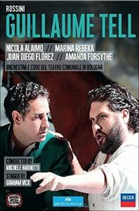 Gioacchino Rossini. Guillaume Tell (2 DVD) - DVD