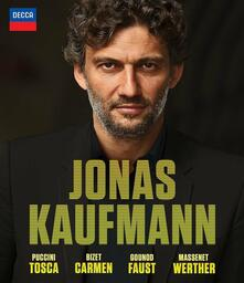 Jonas Kaufmann (4 Blu-ray) di Des McAnuff,Francesca Zambello
