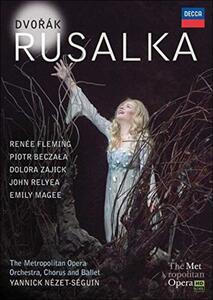 Antonin Dvorak. Rusalka - Blu-ray