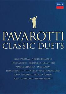 Luciano Pavarotti. Classic Duets - DVD