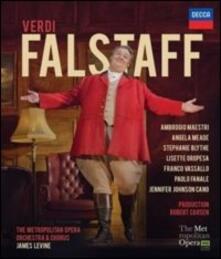 Giuseppe Verdi. Falstaff - Blu-ray