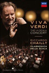 Viva Verdi.The La Scala Concert - DVD