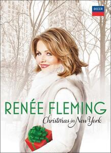 Renée Fleming. Christmas In New York - DVD