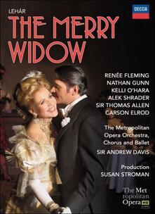 Franz Lehar. The Merry Widow. La Vedova Allegra di Susan Stroman - DVD