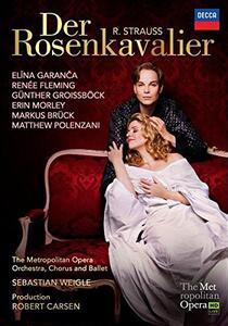 Il cavaliere della rosa (2 DVD) - DVD