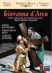 Giovanna D'Arco (DVD) - DVD