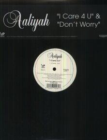 I Care 4 U - Vinile LP di Aaliyah
