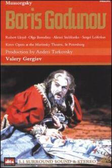 Mussorgsky. Boris Gudunov (2 DVD) - DVD