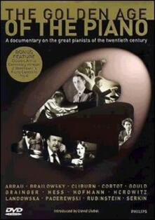 The Golden Age of Piano - DVD