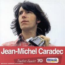 Tendres Anees 70 - CD Audio di Jean Michel Caradec