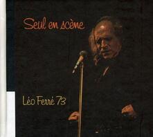 Seul En Scene - CD Audio di Léo Ferré
