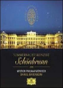 Film Sommernachtskonzert. Summer Night Concert Schoenbrunn 2009