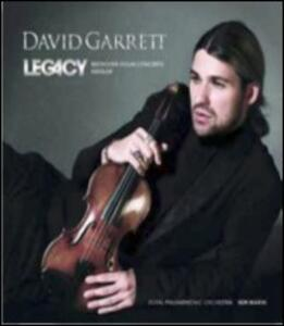 David Garrett. Legacy - Blu-ray