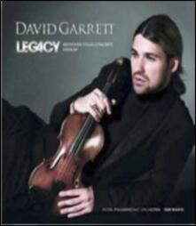 David Garrett. Legacy - Blu-ray