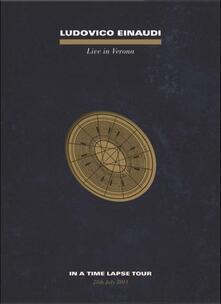 Ludovico Einaudi. Live In Verona. In A Time Laps - DVD