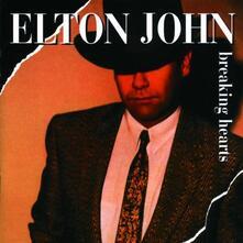 Breaking Hearts - CD Audio di Elton John