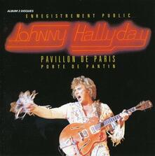 Pavillion de Paris 1979 - CD Audio di Johnny Hallyday