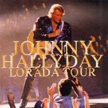 Lorada Tour - Bercy 95 - CD Audio di Johnny Hallyday