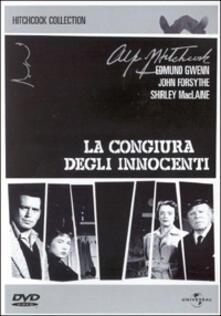 La congiura degli innocenti di Alfred Hitchcock - DVD